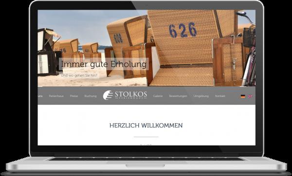 portfolio-Macbook-ferienhaus